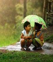 کودک با سخاوت