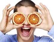 چشم و ویتامین ث