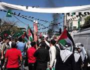 فلسطینی مجلس قانون ساز کے رکن جمال نتشہ سے گفتگو  ( حصّہ سوّم )
