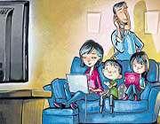 خانواده های امروزی