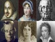مشهورترین و تاثیرگذارترین نویسندگان تاریخ ادبیات