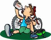 نوشیدن آب هنگام ورزش