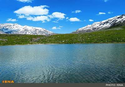 دریاچه کوه گل