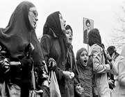 زنان در روزهای سرد بهمن
