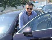 ماشین علی دایی