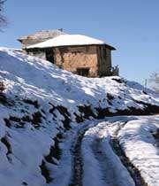 قرية فيلبند في محافظة مازندران