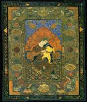 سوخت معرق پوست، کمال هنر ایرانی