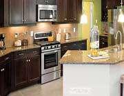 خانهتکانی و تزریق رنگ به آشپزخانه