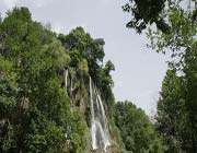 bisheh waterfall