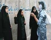 نظر چهره ها درباره حجاب زوری!