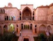 منزل عباسيان في مدينة كاشان