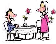 حرف زدن با همسر
