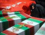 زیارت شهدا در معراج تهران