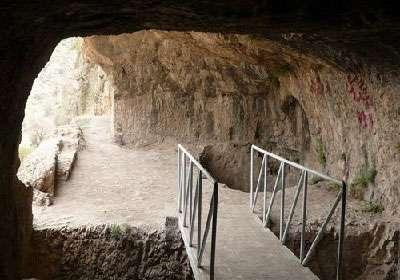 غارهای دست کند