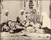 همسران ناصرالدین شاه