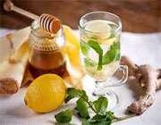 نوشیدنی لیمو و زنجبیل