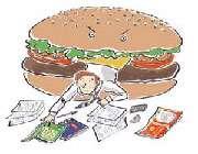 تغذیه در امتحان