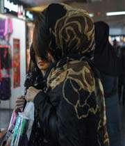 بد حجابی،