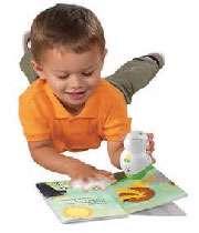 کتاب خواندن کودک