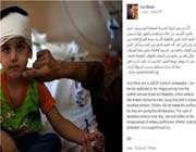 مسی و کودکان غزه