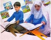 کلاس قرآن، کلاسی جذاب و با نشاط
