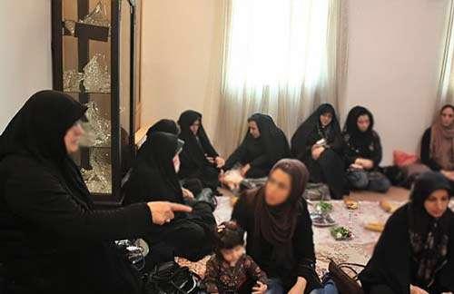 جلسه زنانه