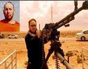 خبرنگارآمریکایی داعشی ازآب درآمد!+عکس
