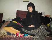 مادر شهید جمال همتی سقزی