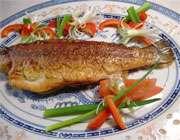 پخت بهتر و خوشمزهتر ماهی و میگو