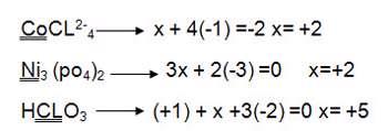 تعیین عدد ا ایش با روش تشکیل معادله