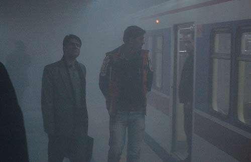 مراقب جان خود در متروها باشید!