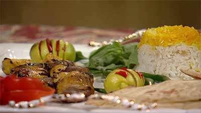 طرز تهیه چابلی کباب (روش پخت ساده)