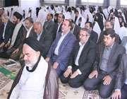 برگزاری اولین نماز جماعت دانش آموزی در سال تحصیلی جدید با حضور حضرت آیت الله مهدوی نماینده مردم اصفهان در مجلس خبرگان انجام شد.