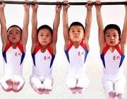 ورزش ژیمناستیک کودکان