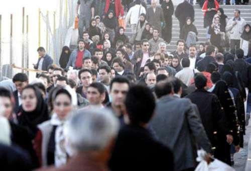 آمار هشدار آمیز جمعیتی ایران+جدول