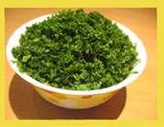 سبزی کوفته