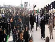 خطر داعش و پیاده روی تا کربلا!