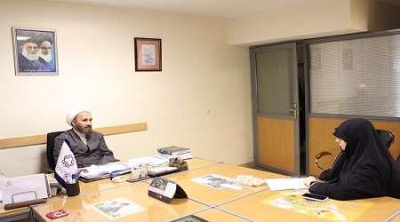 مصاحبه با نهاد نمایندگی ولی فقیه دانشگاه خواجه نصیرالدین طوسی