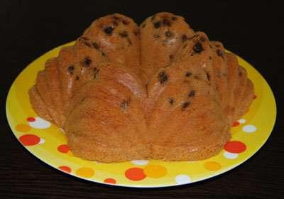 کیک کشمشی
