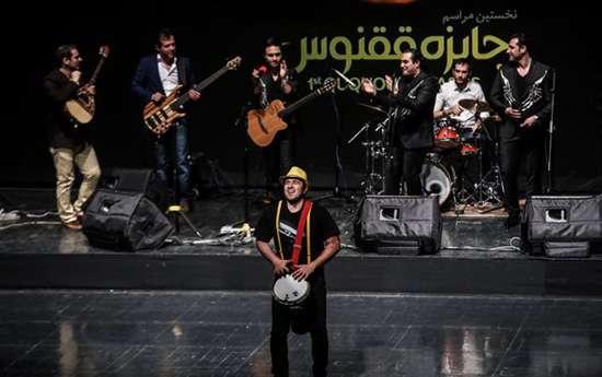 برندگان جایزه موسیقایی«ققنوس»