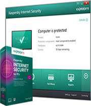 آنتي فايروسkaspersky internet security