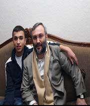 عمادالشهيد لإبنه جهاد