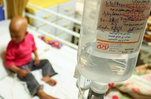 درمان رایگان بیماران سرطانی<br>