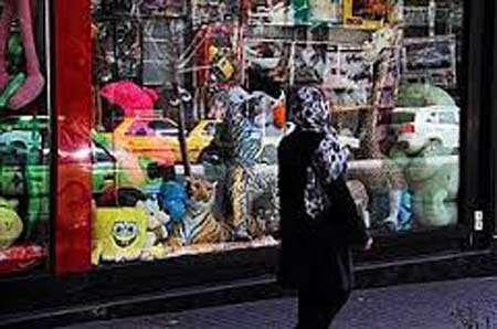 فروش عروسکهای میلیونی در تهران