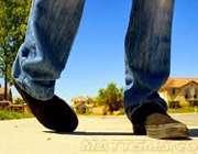 بیماری ام اس، راه رفتن را سخت می کند