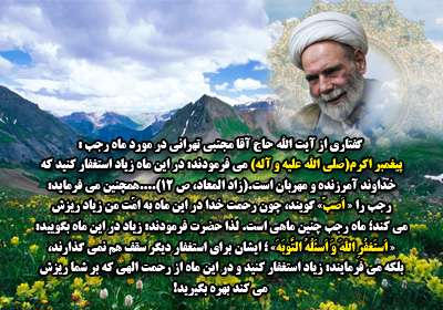 آیة الله مجتبی تهرانی