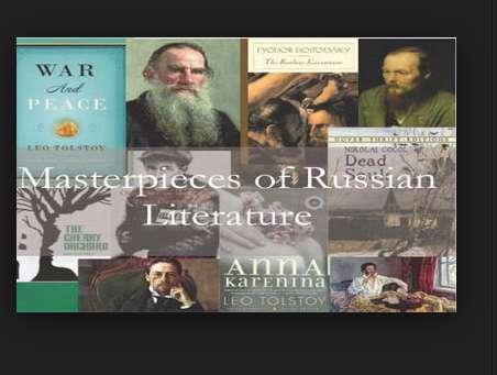 ادبیات روس