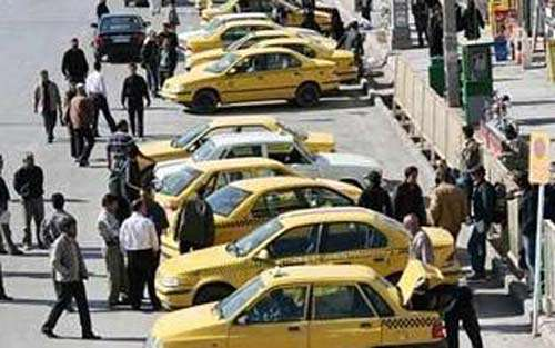 داستان تمام نشدنی کرایه تاکسی ها <br>