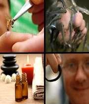 روش های عجیب و غریب درمان