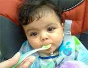 غذای کمکی برای کودک تا قبل از 6 ماهگی ممنوع!